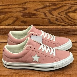 f13c2a98aa8 Converse Shoes - Converse One Star Ox Rust Pink Egret Vintage White